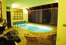 Skimmerový interiérový bazén 6x3 m